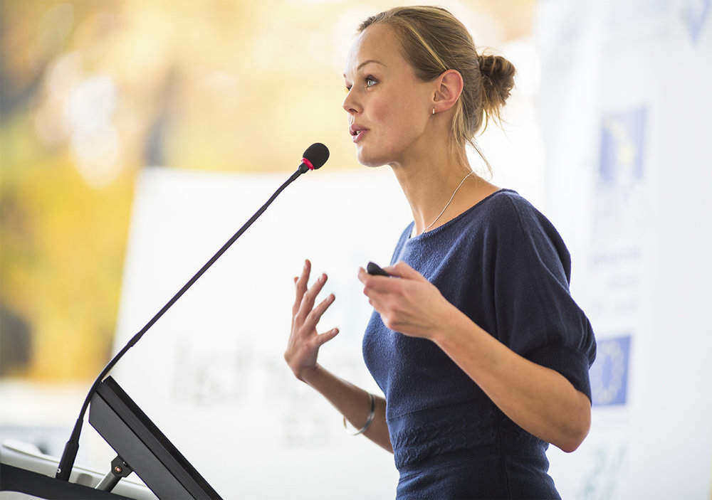 How to Create a Keynote Speech