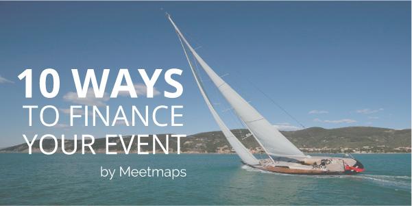 10 Ways To Finance An Event