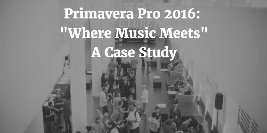 How PrimaveraPro Recorded 35,000 Attendee Interactions With Meetmaps