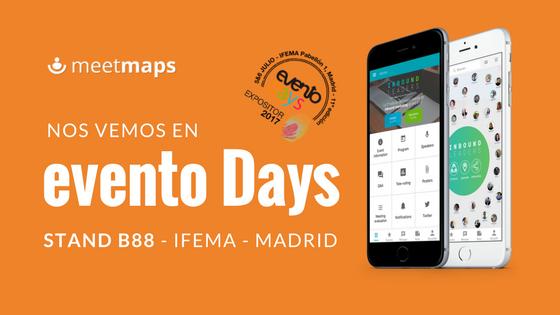Meetmaps en eventodays