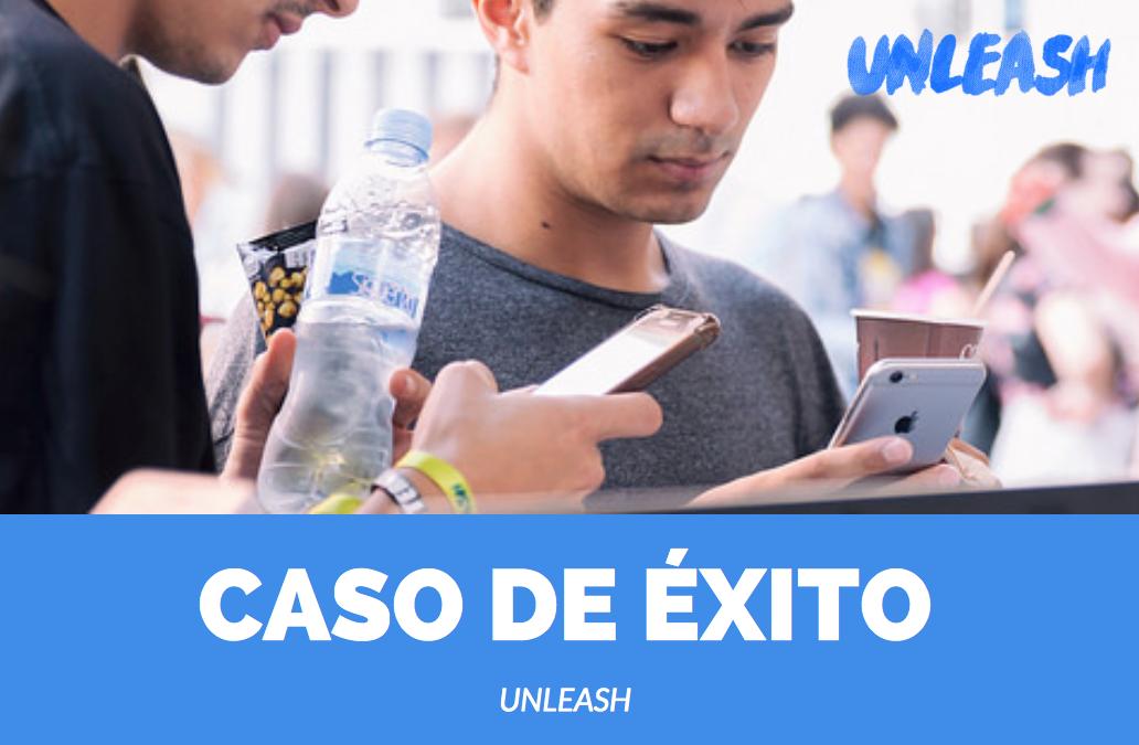 Cómo Unleash ha incrementado el engagement de sus asistentes