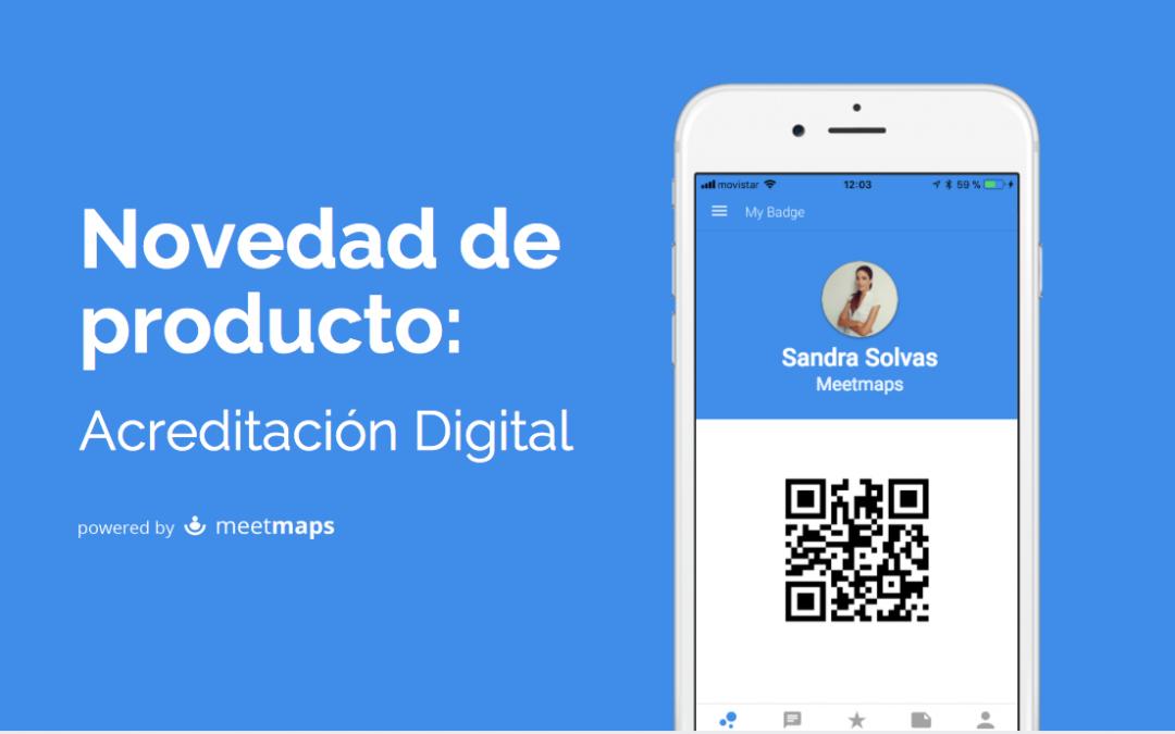 Acreditación Digital de tus asistentes con la App del evento