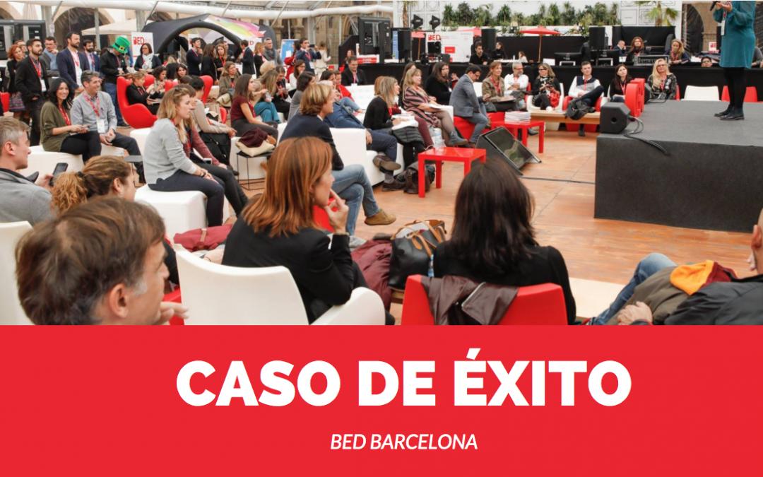 Cómo BED Barcelona consiguió crear comunidad entre sus asistentes