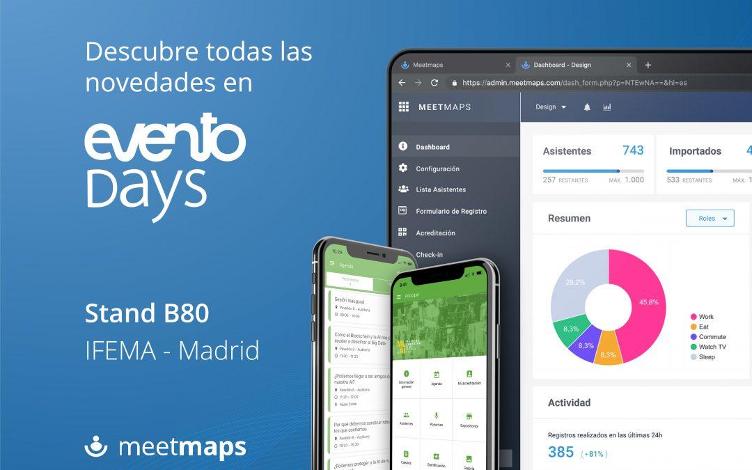 Meetmaps en EventoDays 2019