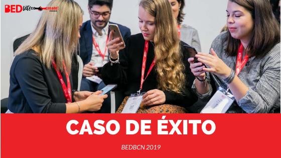 Cómo Meetmaps potenció la co-creación entre los asistentes del BED 2019