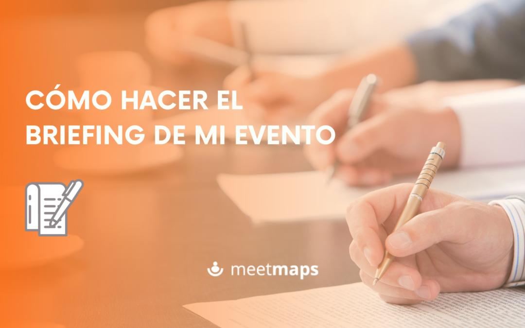 Como hacer el briefing de mi evento (1)